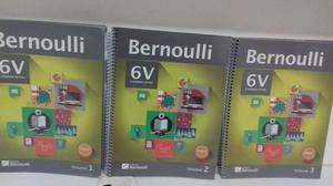 Cadernos de questões do Bernoulli para ENEM