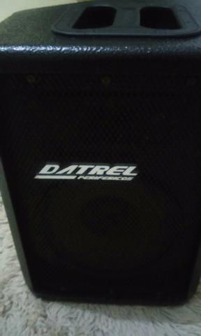Caixa de som DATREL 100w rms