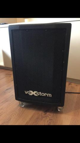 Caixa de som VOXSTORN 100w RMS
