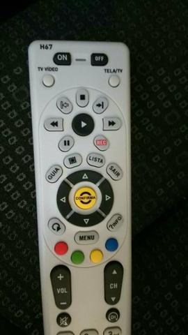 Controle HD sem uso original