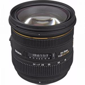 Lente Sigma mm F2.8 If Ex Dg Hsm Para Nikon
