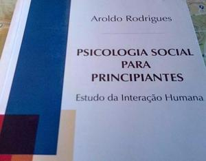 Livro Psicologia Social Para Principiantes