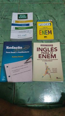 Livros enem