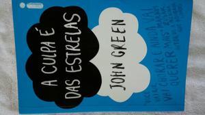 Lote com 4 livros John Green
