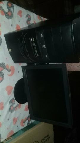 Só cpu 320 HD 2 giga memória só hoje