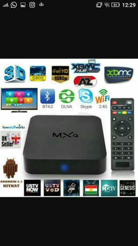 Smart box tv