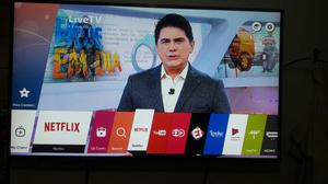 Smart tv lg 55 polegadas