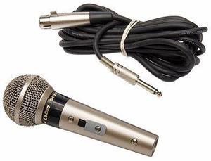 Urgente microfone leson sm58 p4 (profissional)