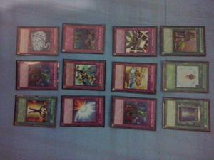 50 cartas Yu-Gi-Oh Originais