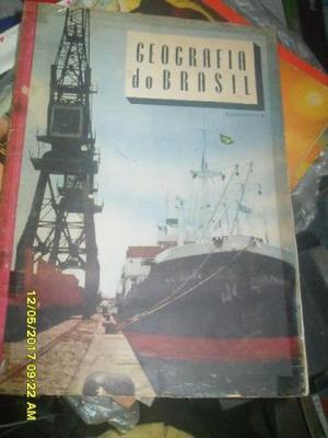 Album De Figurinha Geografia Do Brasil - Completo - Aquarela