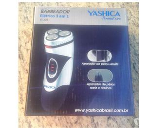 Barbeador Elétrico 3 em 1 Yashica Personal Care ST-!