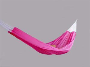 Rede de dormir em Nylon p/ Camping, Praia, Lazer