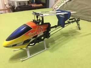 T rex 450 flybarless