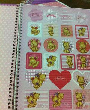 Cadernos femininos - BARATO!