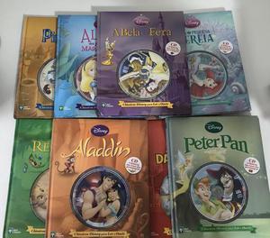 Coleção Disney para Ler e Ouvir