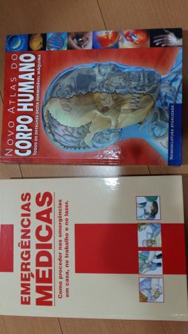 Livros Didáticos de Medicina e Enfermagem