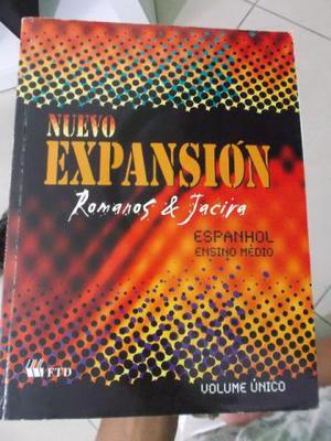 Nuevo Expansion, livro de espanhol