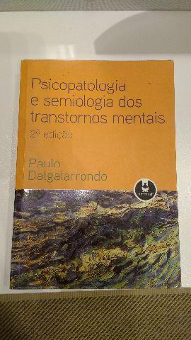 Psicopatologia e semiologia dos transtornos mentai