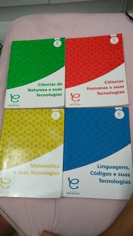 Resumão enem + livro de redação, linguagens e