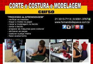 Escola de Corte e Costura e Modelagem