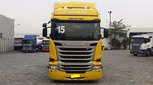 Scania x linda opticruise - -