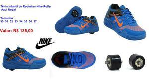 Tênis Nike Roller Infantil Importado Original