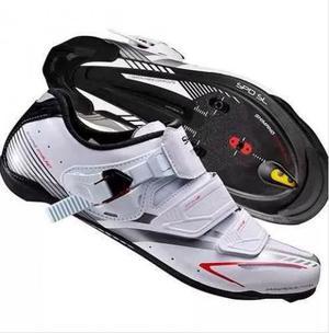 Tênis / Sapatilha Ciclista Shimano Sh-wr83 White Tam. 36
