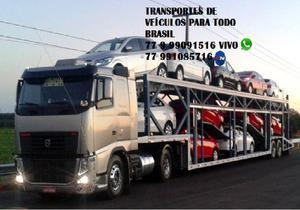 Transporte de Veiculo para todo Brasil