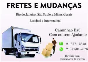 Fretes e Mudanças, Rio e grande Rio