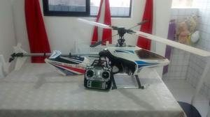Helicóptero a combustão Nexus 30 completo
