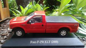 Miniatura Ford F 250 XLT turbo escala 1/43