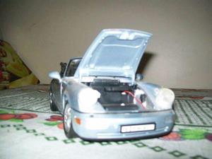 Porsche 911 Carreira 4 - Cabriolet - Miniatura