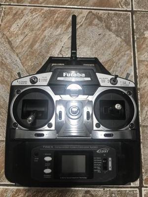 Radio Controle Futaba T6EX