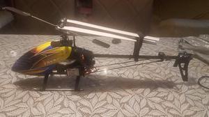 Trex 450 Sport v2 com controle e simulador