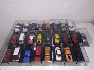 50 Carrinhos miniatura Chevrolet Collection e Carros