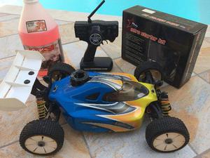 Automodelo Caster Buggy ZX 1.5 RTR 1/8 Motor GO.21