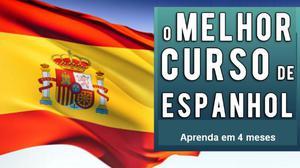Curso rápido de espanhol em 4 meses