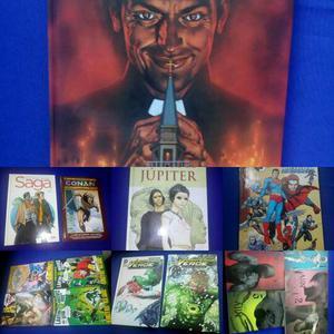 HQs, quadrinhos e mangás