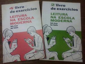 Leitura na Escola Moderna/2º e 4ºLivro de Exercicios-2º e
