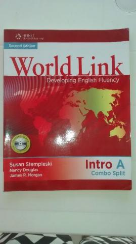 Livro World Link Intro A e 1A