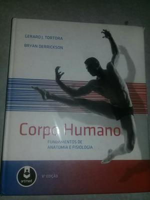 Livro corpo humano fundamentos de Anatomia e fisiologia