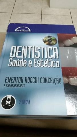 Livro de odontologia (Dentística)