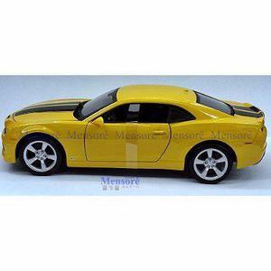 Miniatura Camaro Amarelo