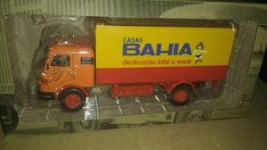 Miniatura Caminhão das Casas Bahia