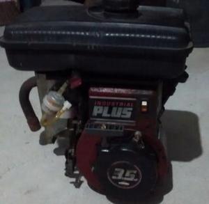 Motor 4 tempos industrial, serve para rabeta de barco,
