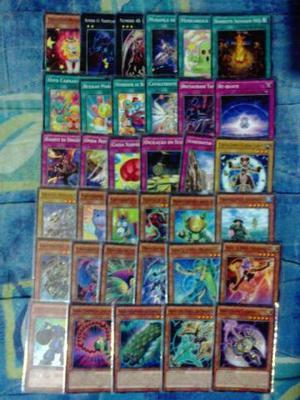 Yu-gi-oh Mega Lata  Aberta Nova - 51 Cartas - Original