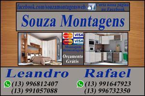 Montador de Móveis São Vicente e Região