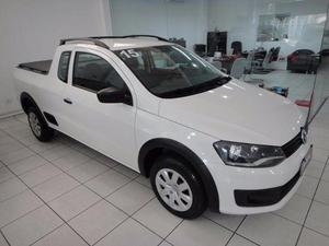 Vw - Volkswagen Saveiro CE Trendline Completa - Linda -