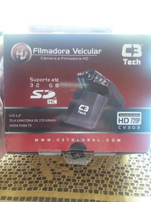 Filmadora Veicular HD