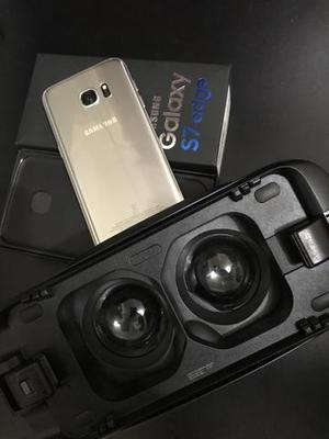 Samsung galaxy S7 Edge com Óculos VR GEAR